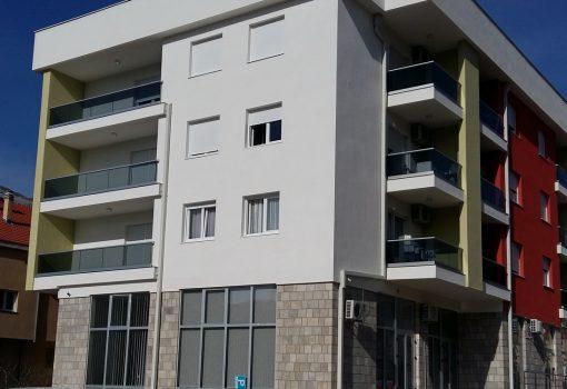Stambeno poslovni objekat u Trebinju – naselje Luč